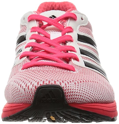 Negbas Tsf Entrainement W Femme De Chaussures Boston 5 Adidas Noir Rouge Rojimp Running Adizero Red ftwbla Blanc xpI1Z