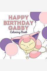 Happy Birthday Gabby