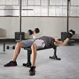 CAP Barbell Flat Utility Weight Bench