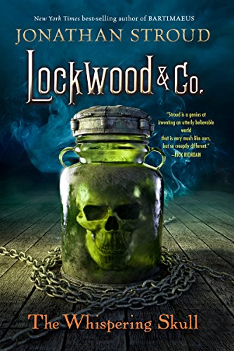 Lockwood & Co., Book 2:  The Whispering Skull by [Stroud, Jonathan]