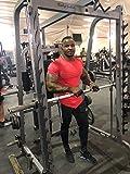Coofandy Men's Bodybuilding Muscle Training Short