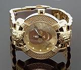 Aqua Master Mens Diamond Watch Hip Hop Jewelry 96-54