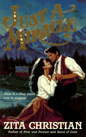 book cover of Just a Miracle