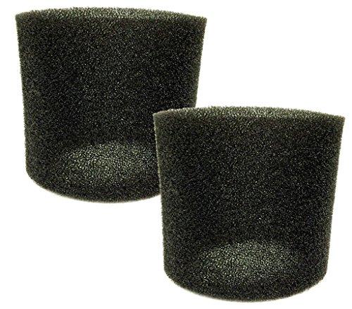 2 Shop Vac Type CC 9052600 Foam Sleeve Wet/Dry Vacuum Fits Genie VF2001 Vacmaster VKFF001 Review