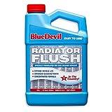 Blue Devil (00204-6PK Radiator Flush - 32 Ounce, (Pack of 6)