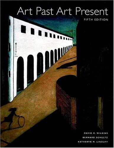 Art Past, Art Present, 5th Edition (Book & CD-ROM)
