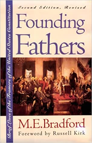 Book Founding Fathers: Brief Lives of the Framers of the United States Constitution