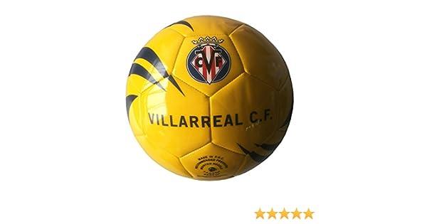 Villarreal CF Balvil Balón, Amarillo/Azul, 2: Amazon.es: Deportes ...