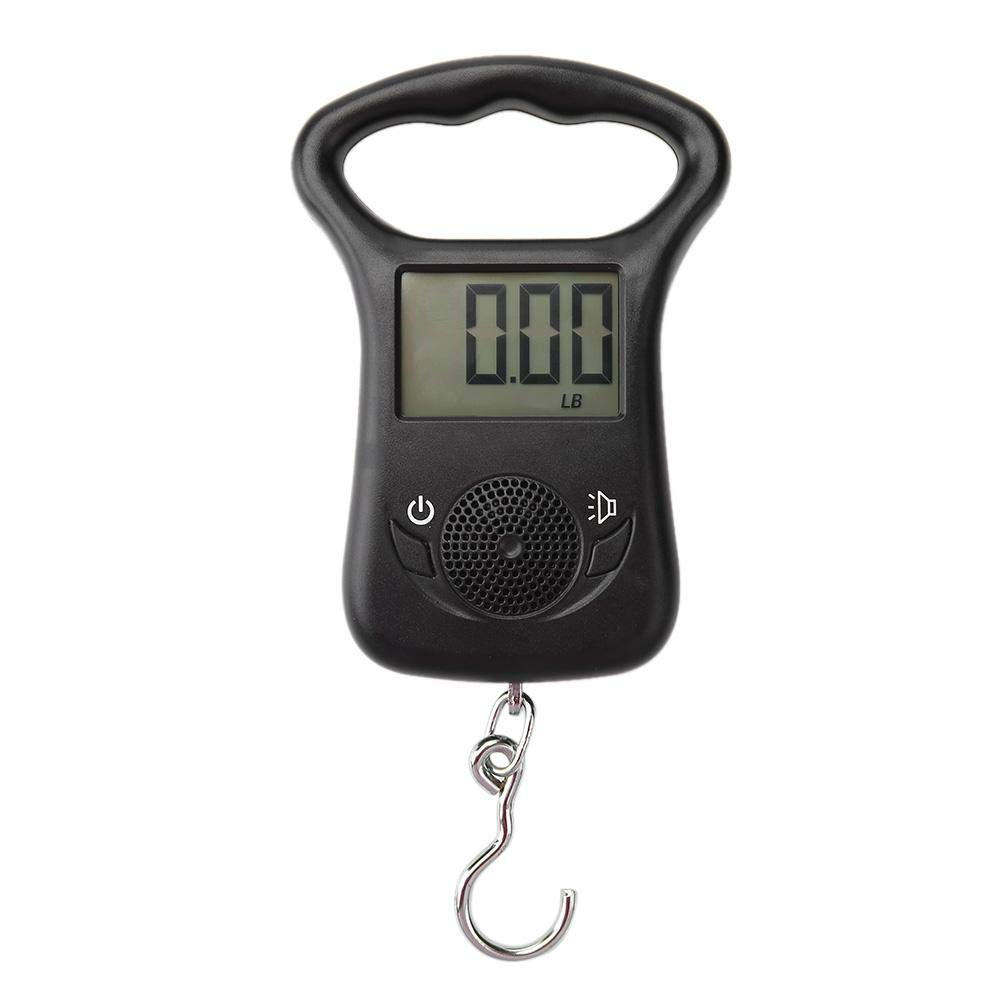 Digital Hook Electronic Weighing Steelyard Voice Scale for Blind People Hillrong