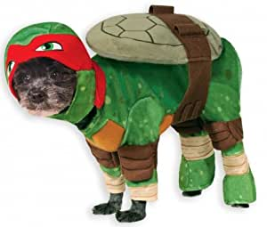 Rubie's Teenage Mutant Ninja Turtles Raphael Pet Costume