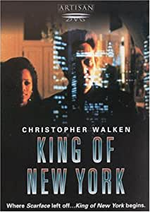 King of New York (Widescreen) [Import]