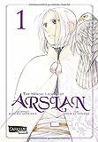 The Heroic Legend of Arslan, Band 1