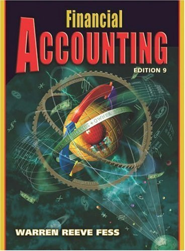 Download By Carl S. Warren - Financial Accounting: 9th (nineth) Edition ebook