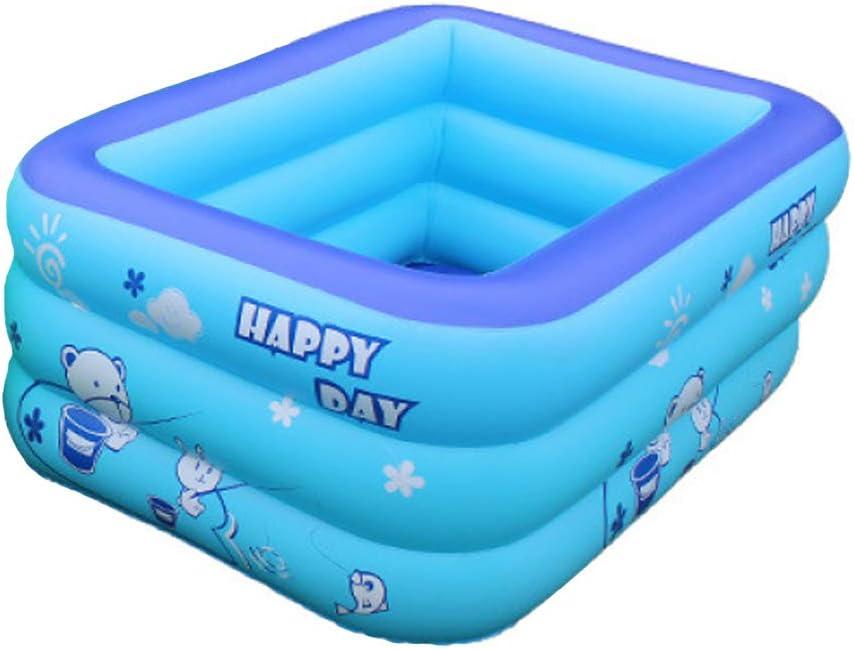JINMM - Piscina para niños pequeñas, portátil, Robusta y Duradera ...