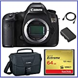Canon EOS 5DS DSLR Camera (Body Only) 64GB Pro Bundle