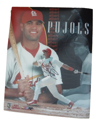 - Albert Pujols Autographed St. Louis Cardinals 11x14 Photo, St. Louis Cardinals, World Series Champion, NL MVP, Los Angeles Angels Of Anaheim, All Star, Anaheim Angels