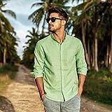 Men's Classic Basic Solid Ultra Soft Cotton T-Shirt