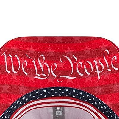 New Era Cincinnati Reds 2018 July 4th Stars and Stripes 9TWENTY Adjustable Hat