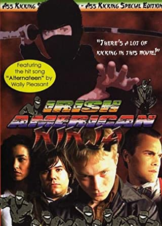 Amazon.com: Irish American Ninja: Bill Sebastian, Allen ...
