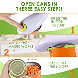Electric Can Opener, Electric Automatic Can/Tin