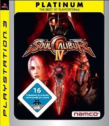 Soul Calibur IV [Platinum] [Importación alemana]: Amazon.es: Videojuegos