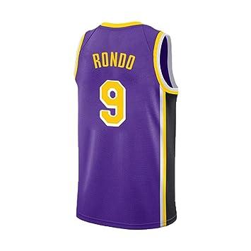 Baloncesto Desgaste Camiseta de Entrenamiento, Los Angeles Lakers ...