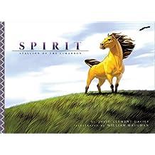 Spirit: Stallion on the Cimarron (Picture Book) (Dreamworks)