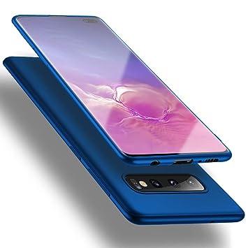 X-level Funda para Samsung Galaxy S10 Plus, Carcasa para Galaxy S10 Plus Suave TPU Gel Silicona Ultra Fina Anti-Arañazos y Protección a Bordes Funda ...