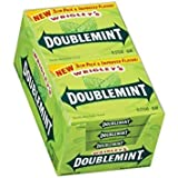 Wrigley - Doublemint, Slim, 15 stick pack, 10 count by Wrigley [Foods]