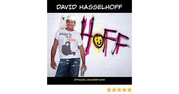 dávid naptár 2010 Official David Hasselhoff 2010 Calendar: 9781847704092: Amazon. dávid naptár 2010