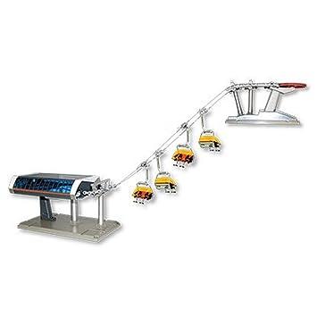 jaegerndorfer jaegerndorferjc86495 electric cableway 6 seater rh amazon co uk Model Ski Lift Gondola JC Toy Ski Lift Sets