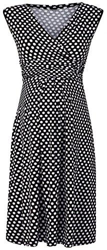 Twist Waist Jersey Dress - 8
