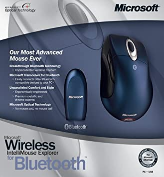 MICROSOFT INTELLIMOUSE BLUETOOTH WINDOWS XP DRIVER DOWNLOAD