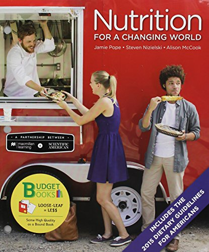 Pdf Health Loose-leaf Version for Scientific American Nutrition for a Changing World with 2015 Dietary Guidelines & LaunchPad (Six-Month Access)