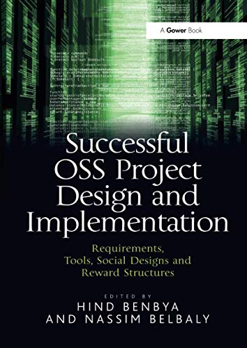Successful OSS Project Design and Implementation-cover