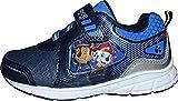 Josmo Kids Boy's Paw Patrol Lighted Sneaker (Toddler/Little Kid) Navy (7 M US Toddler)