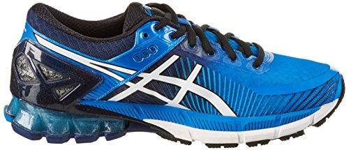 Asics Gel-Kinsei 6, Zapatillas de Deporte para Hombre Varios colores (Royal /         Black /         White)