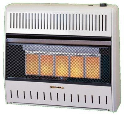 ProCom Ventless Dual Fuel Wall Heater Thermostat Control -28,000-30,000 BTU, Model#: MG3TIR