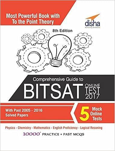 Bitsat sample papers download.