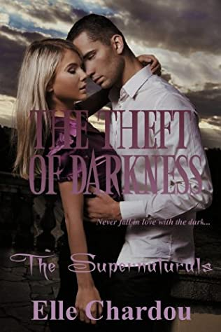 book cover of The Theft of Darkness