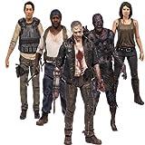 MCFARLANE The Walking Dead TV Series 5 Set of 5 Action Figures