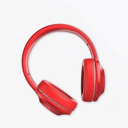 DYY Auriculares inalámbricos Bluetooth Mobile/Juegos de PC/Música Head-Mounted con Auriculares