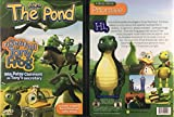 Life at the Pond 8-Pack Ultimate DVD & CD Bundle with All Pond DVDs & CDs - Teach Your Kids Biblical Values, Virtue, and Character - Faith, Fun, and Values Guaranteed
