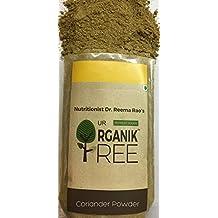 """""""Our Organik Tree"""" ORGANIC Coriander Powder / Dhaniya Powder 7.05 Ounce/ 200gms"""