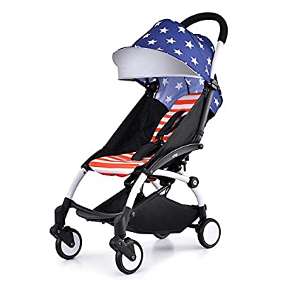 AiQi Easy Travel Baby Stroller, Lightweight Foldable Smallest Travel System by Zhongshan Ibear Baby products co.,ltd that we recomend individually.