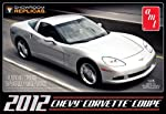 AMT756 AMT - 2012 Chevy Corvette Coupe by Round 2
