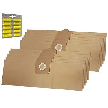 10 StaubsaugerbeutelStaubbeutel passend für Staubsauger Fakir IC 215 R