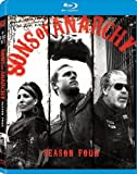Sons of Anarchy: Season 4 [Blu-ray]