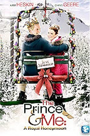SAUNDRA: Prince and me movie