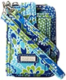 Hadaki Essentials HDK848 Wristlet,Jazz Cobalt,One Size